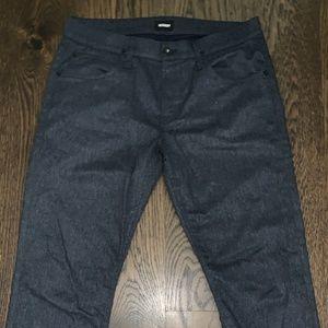 Hudson Jeans, Grey, Size 34